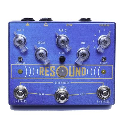 Cusack Music Resound Reverb Effects Pedal (USA Made)