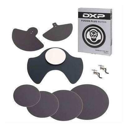 DXP TDK071 Fusion Plus Drum Mutes Set