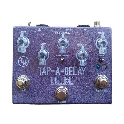 Cusack Music Tapa Delay Deluxe Effects Pedal (USA Made)