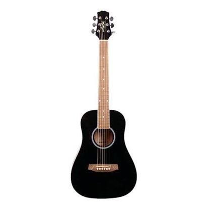 Ashton Joeycoustic Mini20 Acoustic Guitar in Black
