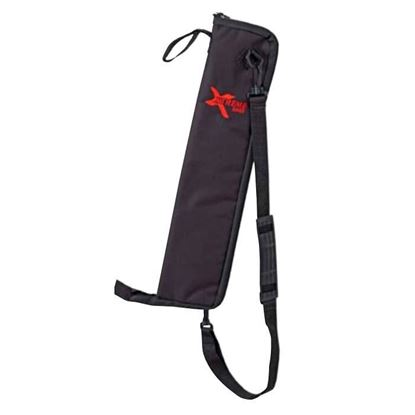 Xtreme CTB10 Ultra Compact Drum Stick/Mallet Bag in Black