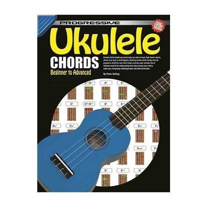 Progressive KPUCH Ukulele Chords Book - 15052