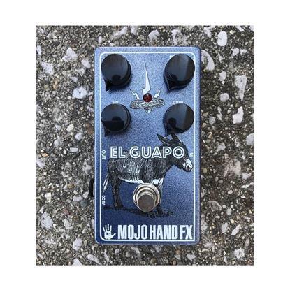 Mojo Hand FX El Guapo Fuzz Effects Pedal