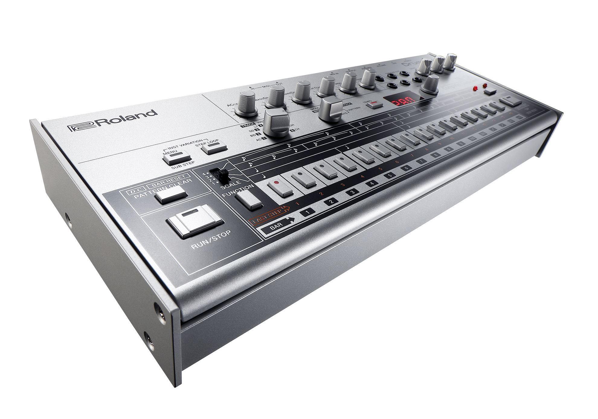 Roland TR-06 Drumatix Module - Left