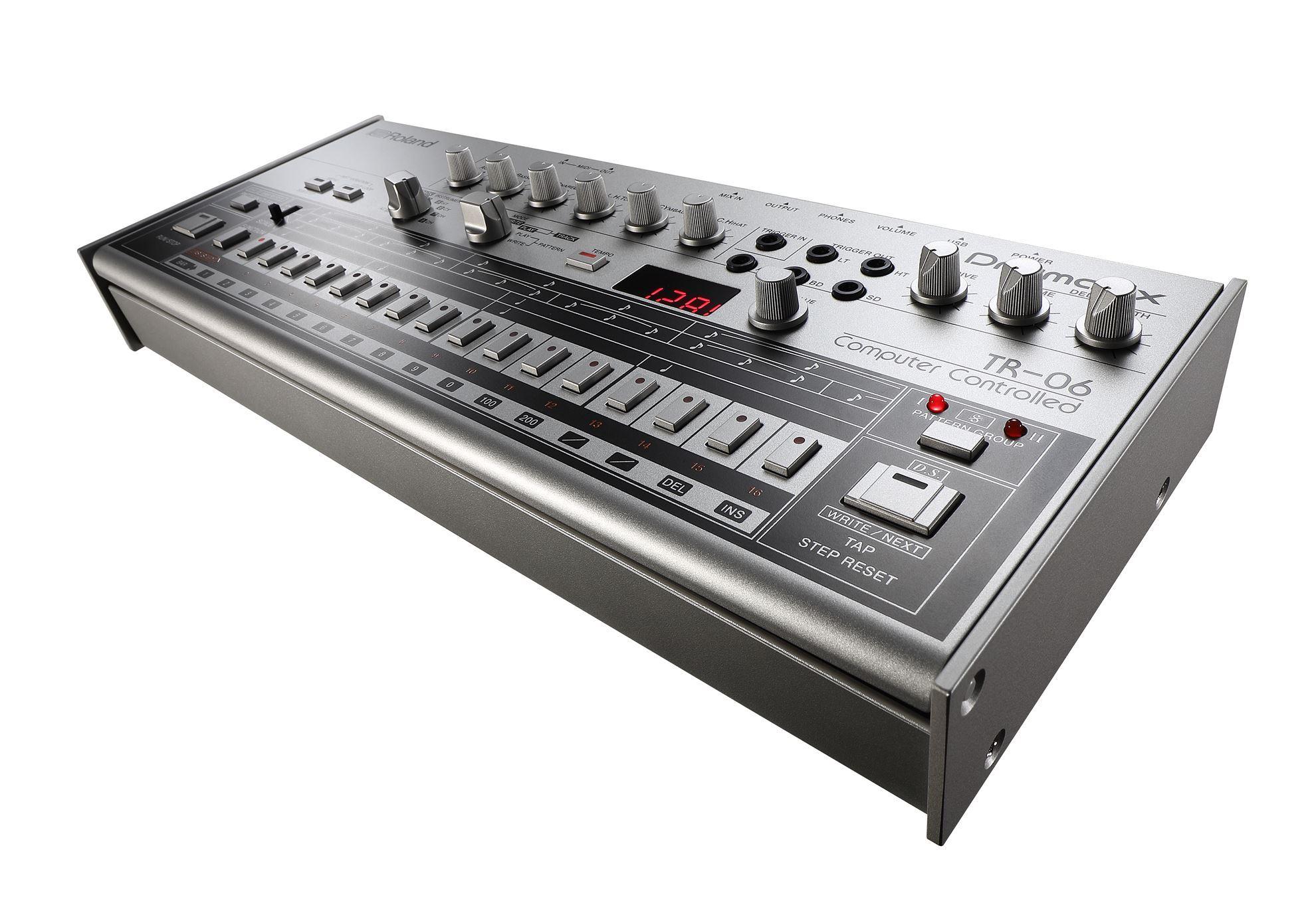 Roland TR-06 Drumatix Module - Right