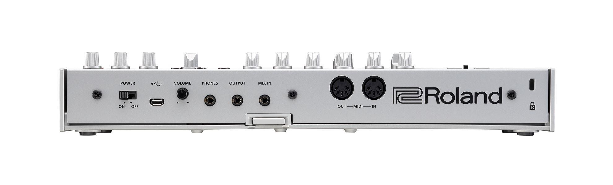 Roland TR-06 Drumatix Module - Rear