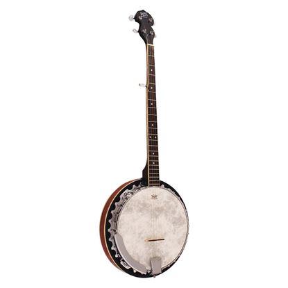 Barnes & Mullins BJ300 Perfect 5-String Banjo - Front