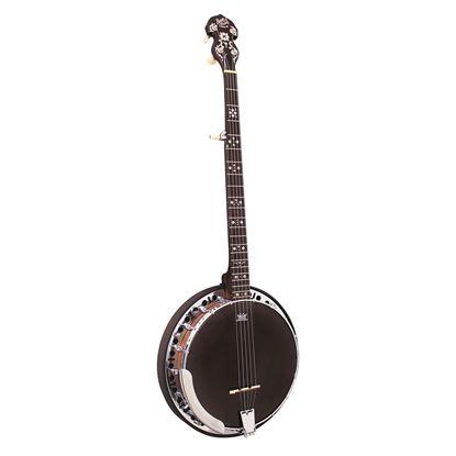 Barnes & Mullins BJ400 Rathbone 5-String Banjo