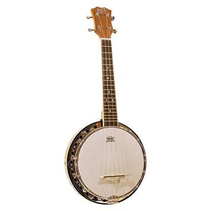 Barnes & Mullins BUBJ1 Banjo Ukulele