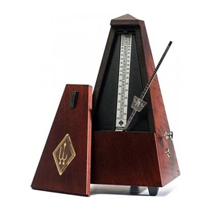 Wittner W811M Maelzel System Metronome with Bell