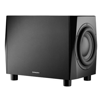 """Dynaudio Professional 18S Active Dual 9.5"""" Long Throw Subwoofer System 500w Amp Module - Angle"""